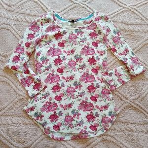 Almost Famous Floral Thermal - XL
